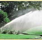 irrigação por aspersão diferentes