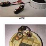 bateria ou pilha WPX