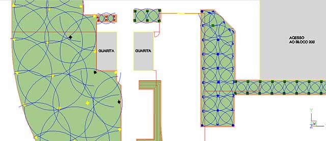 layout projetos